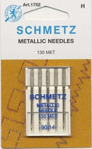Schmetz Metallic Machine Needle Size 14/90 1752