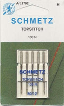 Schmetz Topstitch Machine Needle Size 12/80 1792