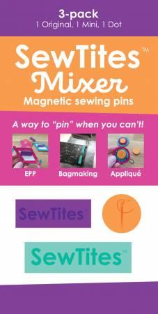 Sew Tites Mixer 3pk Magnetic Sewing Pins