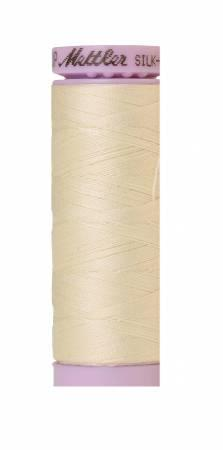 Silk-Finish Antique White 50wt 150M Solid Cotton Thread