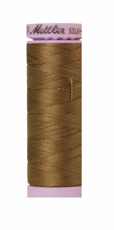 Silk-Finish Dormouse 50wt 150M Solid Cotton Thread