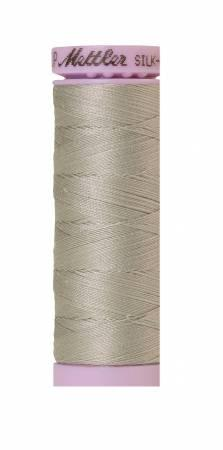 Silk-Finish Fieldstone 50wt 150M Solid Cotton Thread