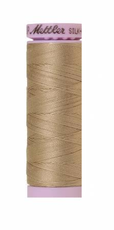 Silk-Finish Sandstone 50wt 150M Solid Cotton Thread