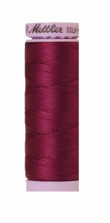 Silk-Finish Sangria 50wt 150M Solid Cotton Thread