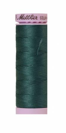 Silk-Finish Shaded Spruce 50wt 150M Solid Cotton Thread
