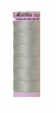 Silk-Finish Silvery Gray 50wt 150M Solid Cotton Thread
