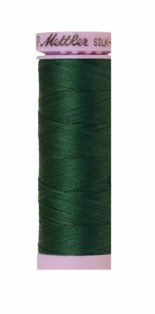 Silk-Finish Verdant Green 50wt 150M Solid Cotton Thread