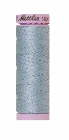 Silk-Finish Winter Sky 50wt 150M Solid Cotton Thread