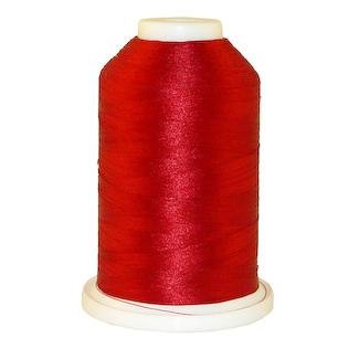Simplicity Pro Embroidery Thread 1100yds. ETP0020 Candy Apple Red