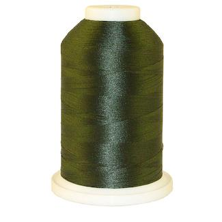 Simplicity Pro Embroidery Thread 1100yds. ETP519 Olive Green
