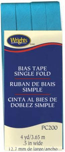 Single Fold Bias Tape Mediterranean- Wrights 1172001242