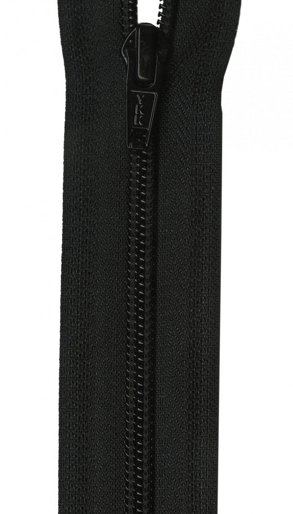 Sleeping Bag Zipper 100in Black