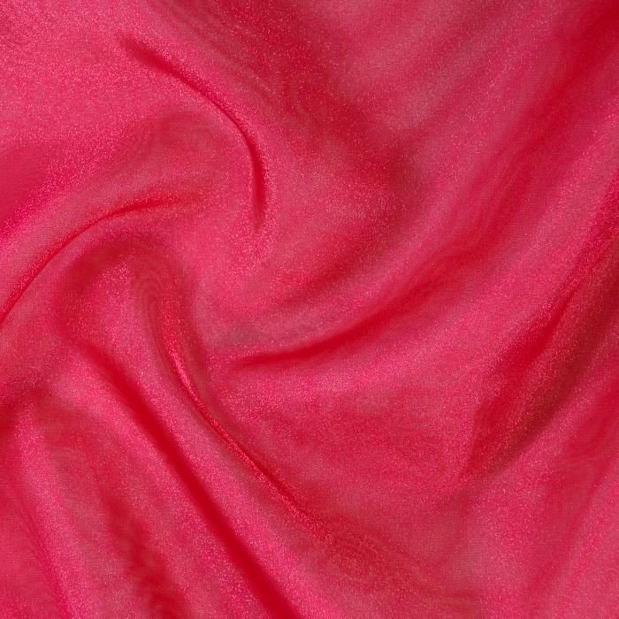 Sparkle Organza 230-DarkRed