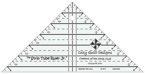 Strip Tube Junior Ruler - CQD05006