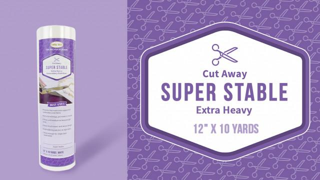 Super Stable Stabilizer - 3 oz Extra Heavy - BLC205