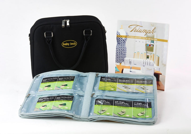 Triumph Foot Kit 29 pc Foot Kit - BLETS8FTKIT