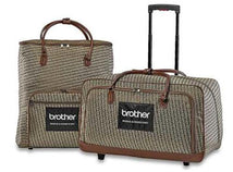 Brother Dream Machine Luggage/ Trolley - Brown