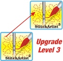 UPGRADE Stitch Artist Level 3