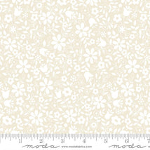Whispers-Flower Patch Muslin 33557-13