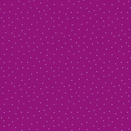 Essentials Pindots-Mulberry/White 39131-601