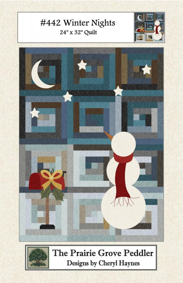 Winter Nights Pattern PG442