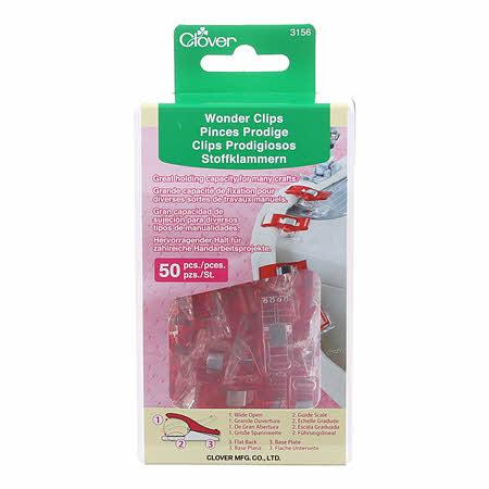 Wonder Clips 50ct - 3156CV