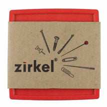ZIRKEL Magnetic Pin Cushion Red - ZMOR-RED