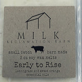 3 Ounce Early To Rise Soy Wax Melt