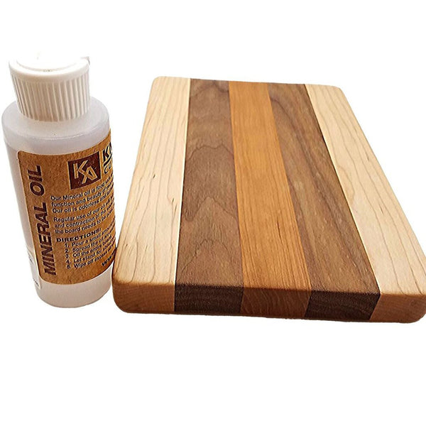 4 OUNCE MINERAL OIL (cutting board aftercare)