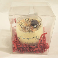 CLEAR YOUR VIBE, ENERGY CANDLE  4 OZ