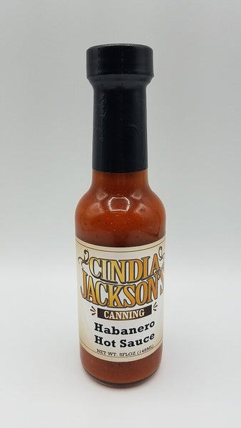 5 Oz. Habanero Hot Sauce
