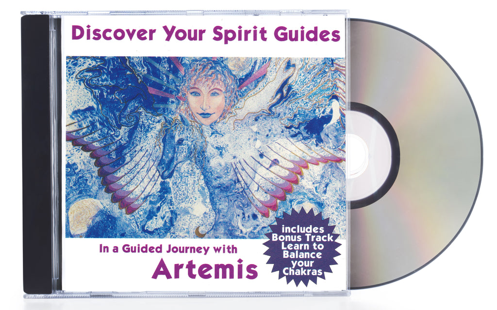 DISCOVER YOUR SPIRIT GUIDES