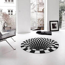 Load image into Gallery viewer, 3D Vortex Illusion Rug