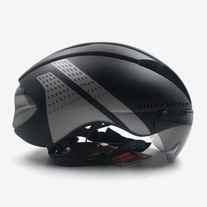 Bicycle Helmet with Visor