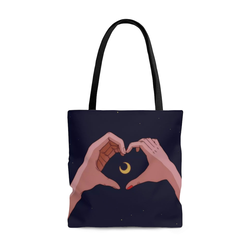 Love The Moon | Anime Tote Bags