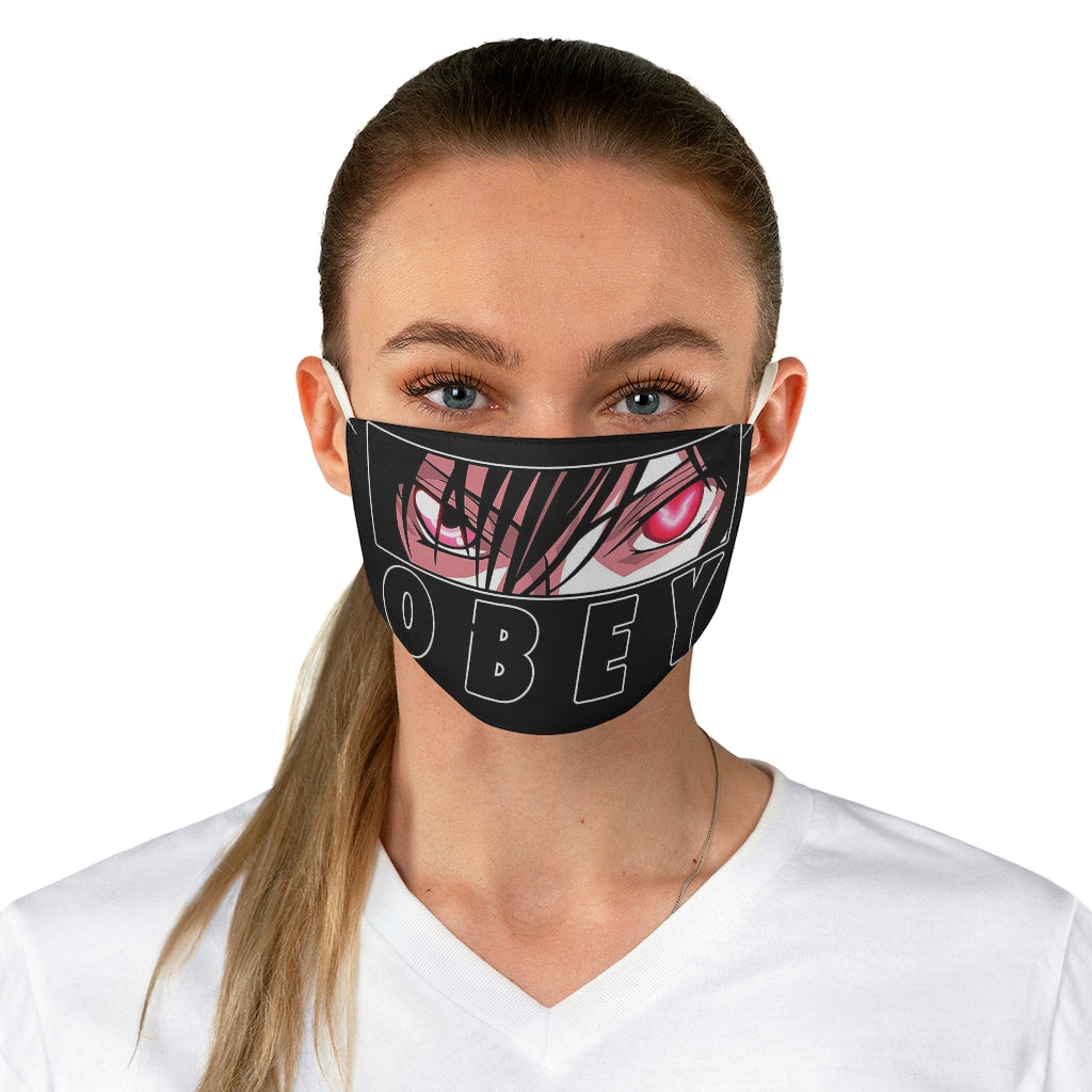 OBEY | Anime Face Masks