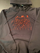 "Load image into Gallery viewer, ""Straptown Lifestyle"" Hoodie retro"
