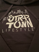 "Load image into Gallery viewer, ""Straptown Lifestyle"" Embroidered Hoodie"