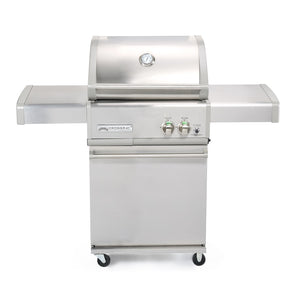 Outdoor Infrared BBQ including trolley