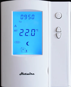 Hotwire Button Thermostat