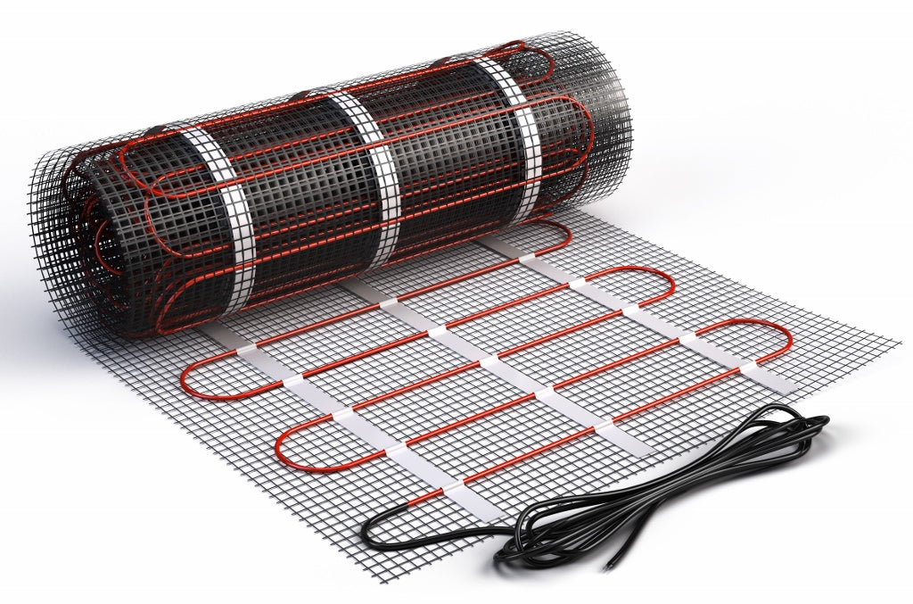 Hotwire Under Floor Heating Kit Mat