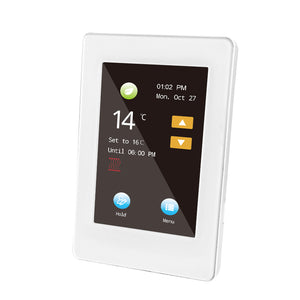 WiFi Thermostat for operating Floor Heating System