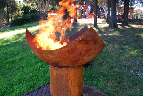 Chalice Fire pit