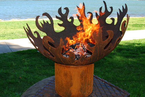 Flame Dancer Fire Pit