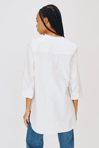Bethan Shirt in White