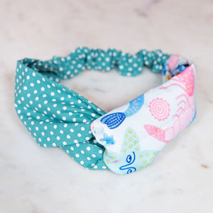 Handmade Organic Cotton Headbands