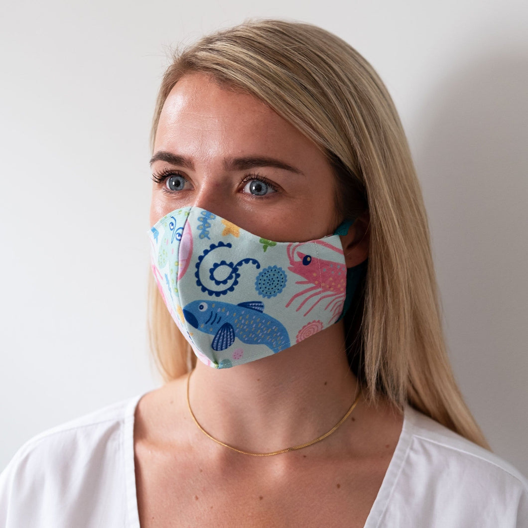 Rockpool Reversible Face Mask
