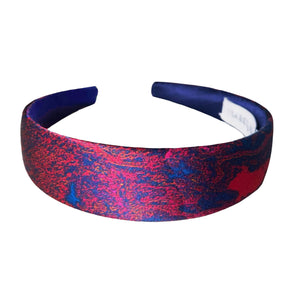 Fire Ocean Silk Headband