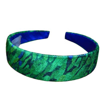 Load image into Gallery viewer, Emerald Velvet Hairband