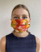 Load image into Gallery viewer, Adjustable Cotton Mask, Multi Marinace